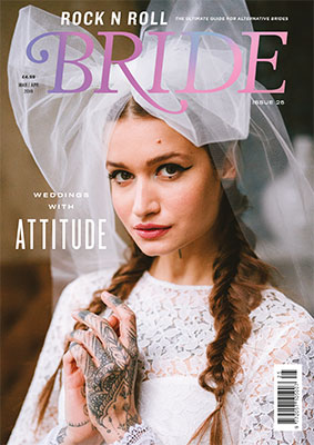 94d3f8e5dbc Rock n Roll Bride · The Ultimate Guide for Alternative Brides