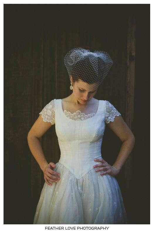 photo: Beautiful Bride Rock The