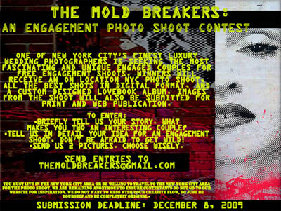 The Mold Breakers Contest