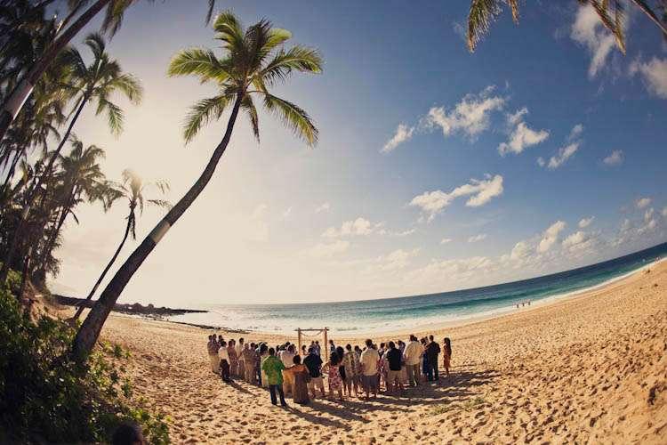 Laid Back Hawaii Beach Wedding 183 Rock N Roll Bride