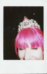 skull tiara night out 9