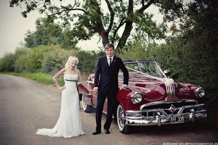 Sophie & Jonny\'s Burlesque Themed Rock n Roll Wedding · Rock n Roll ...