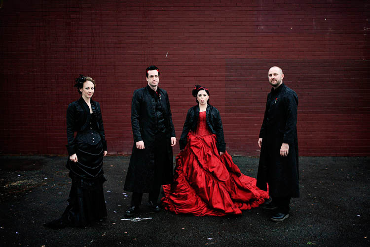 Red Gothic Wedding Dress 54 Great Gloomy