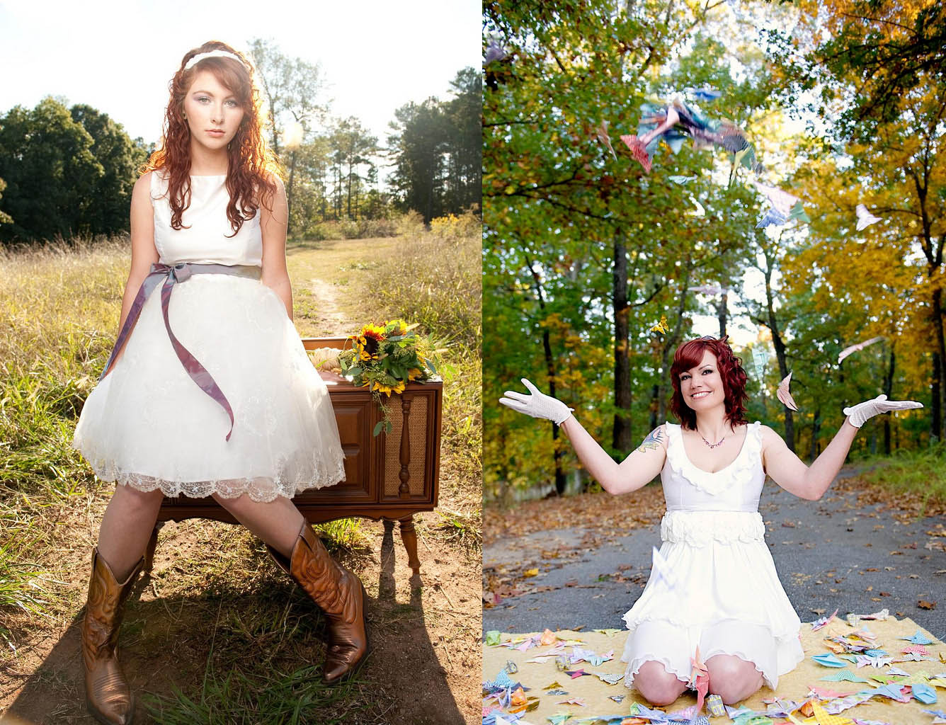 Win a custom wedding gown from knot couture rock n roll for Win free wedding dress
