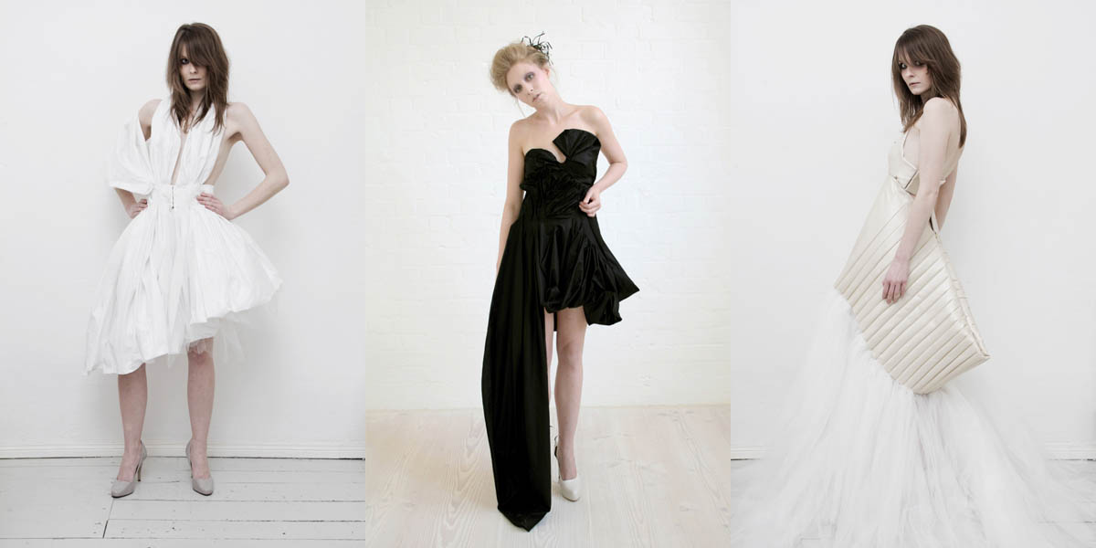Launched In 2009 Blushless Offer Eco Friendly Wedding Dresses