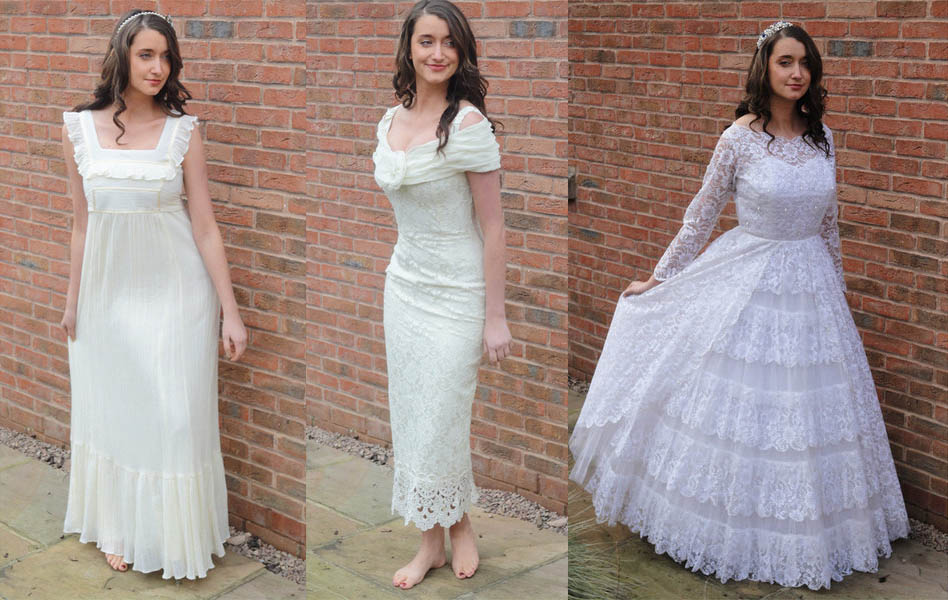 Rock N Roll Wedding Dresses