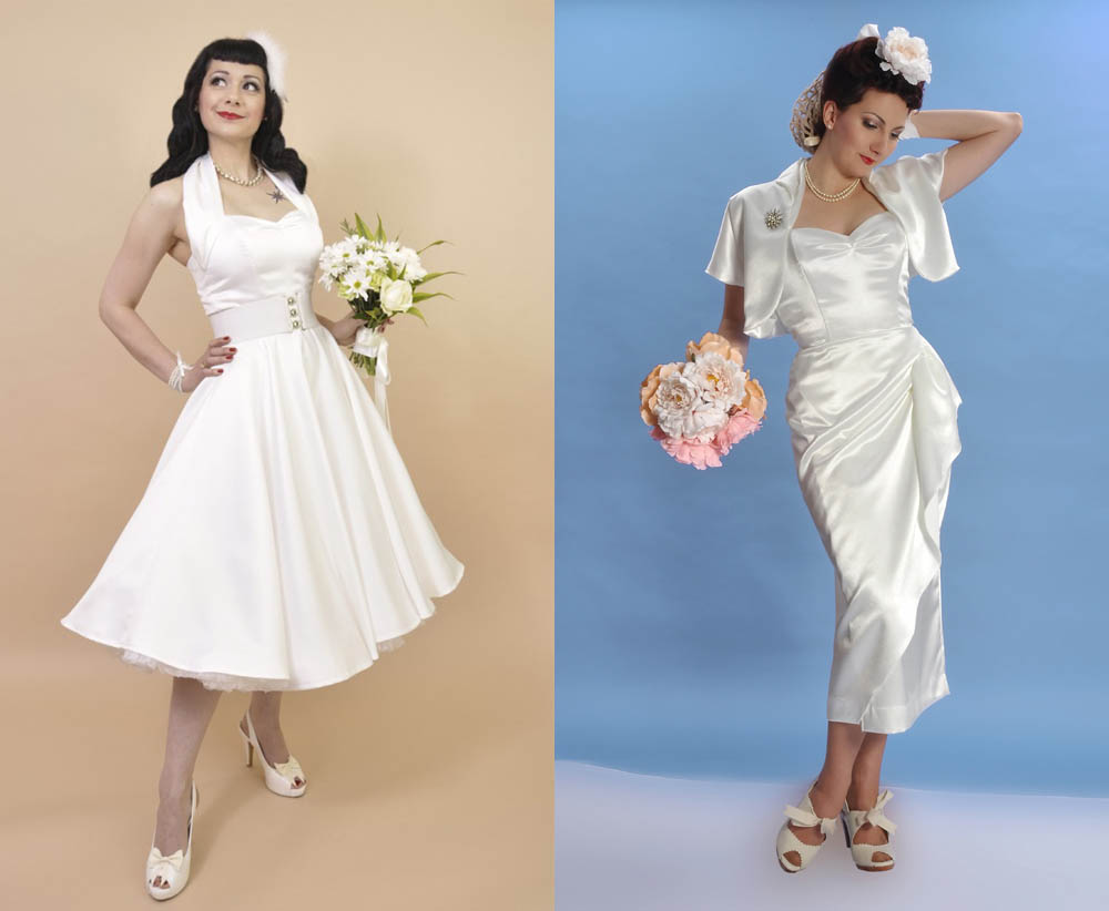 Alternative & Non-Strapless Wedding Dress Ideas for a Rock n Roll ...