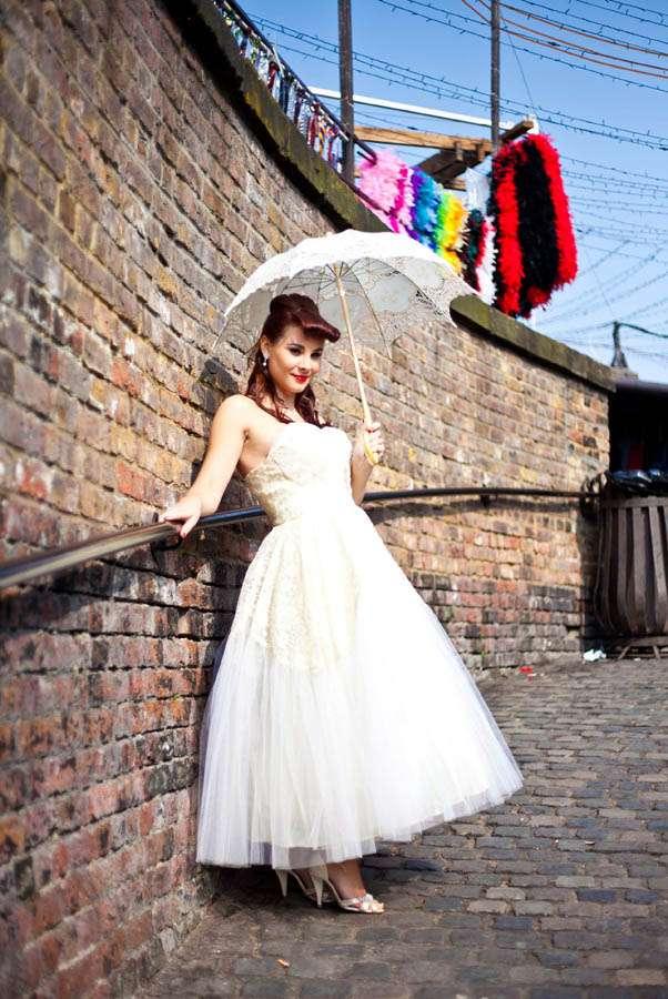 proud british camden bridal shoot