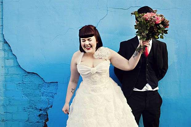 wedding dress · Rock n Roll Bride · Page 2