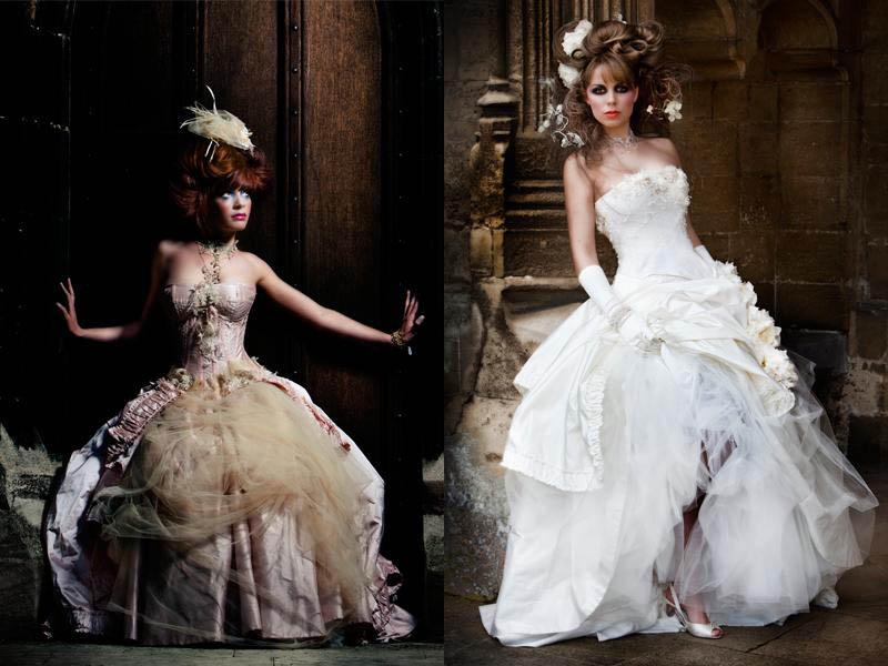 Bridal fluff air kisses wedding industry fakery rock for Marie antoinette wedding dress