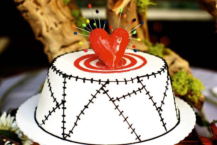 Juliana Amp Tony S Tim Burton Inspired Wedding 183 Rock N Roll