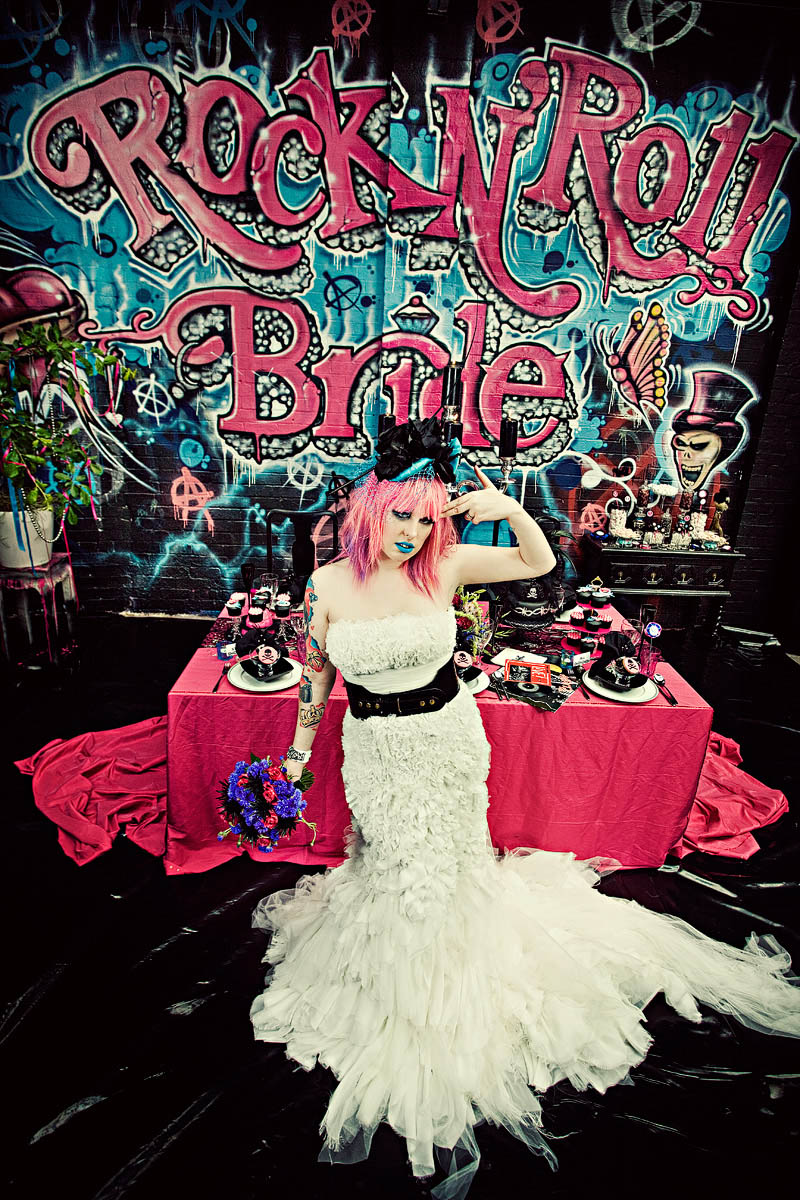 Punk · Rock n Roll Bride · Page 3