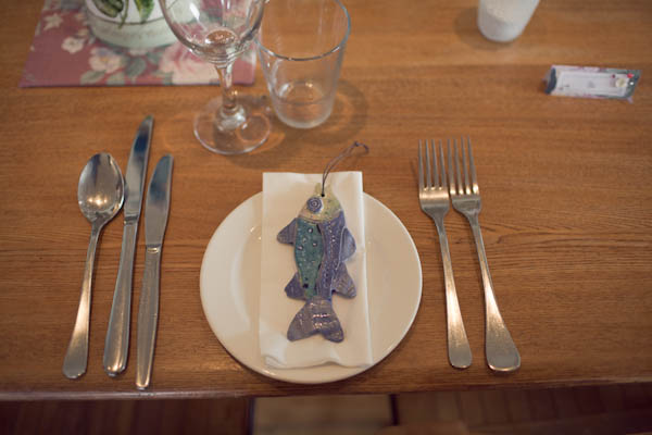 Fish themed wedding image collections wedding decoration ideas a crafty fish themed wedding on the banks of loch fyne claire junglespirit Choice Image