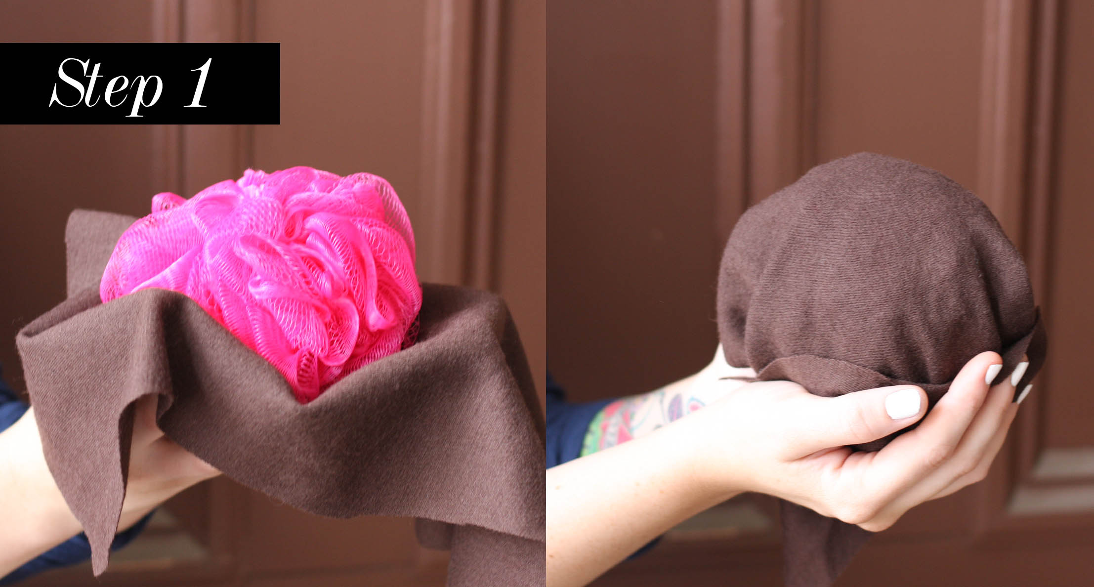 Валик для волос : своими руками создаем объемную прическу