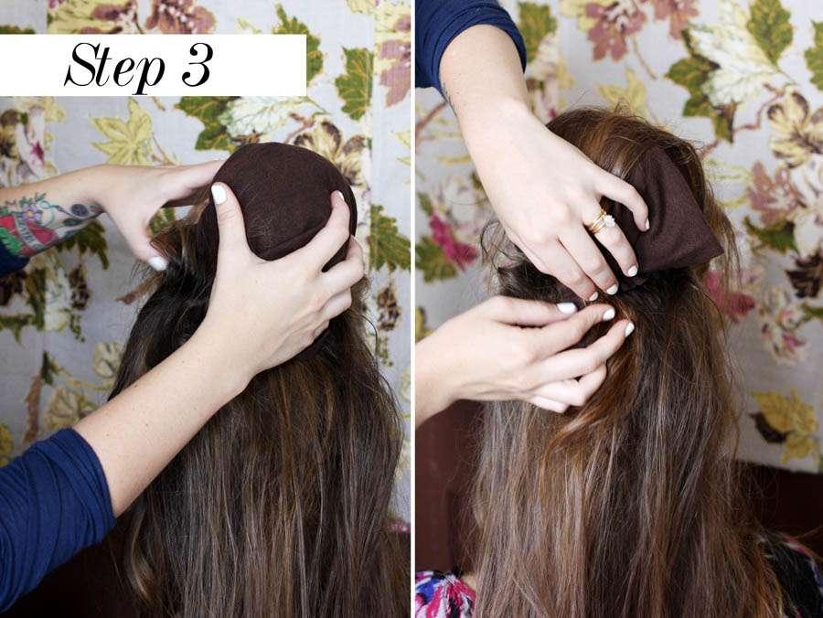 Diy Tutorial Create A 1960s Inspired Beehive Hair Style Rock N
