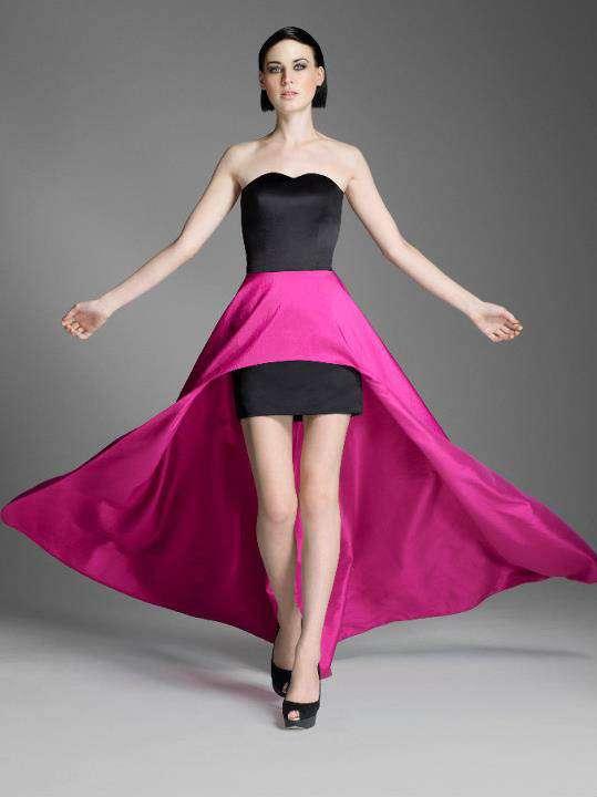 62a03d030c Tobi Hannah Occasionwear A W 2011 · Rock n Roll Bride