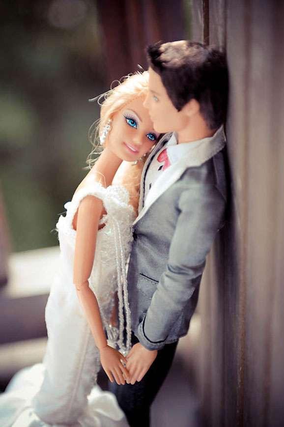 Barbie <3 Ken