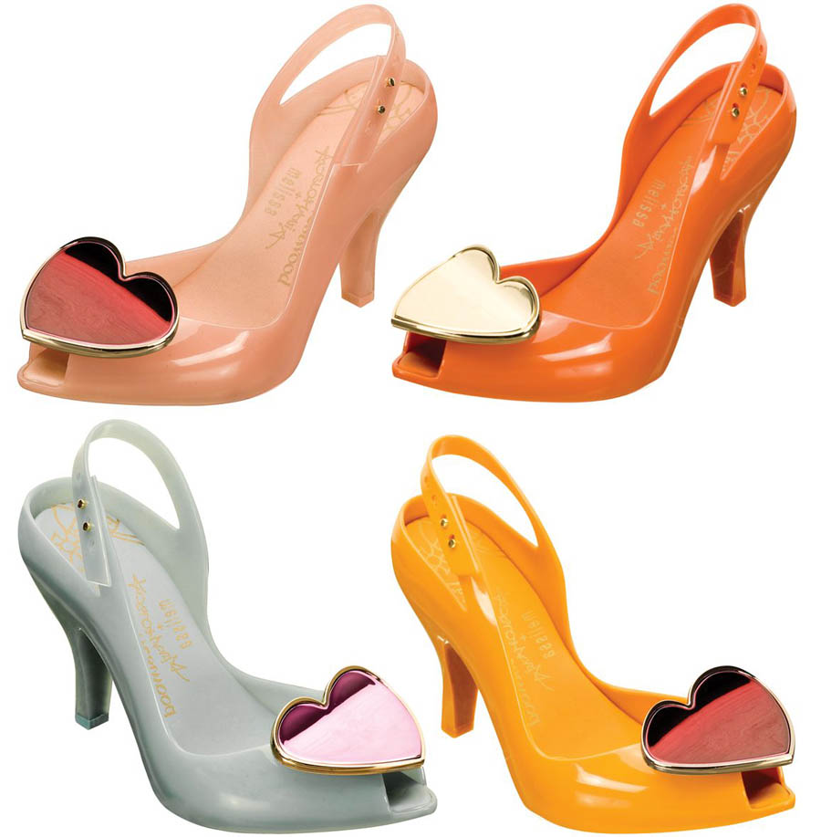 new vivienne westwood shoe collections for a w