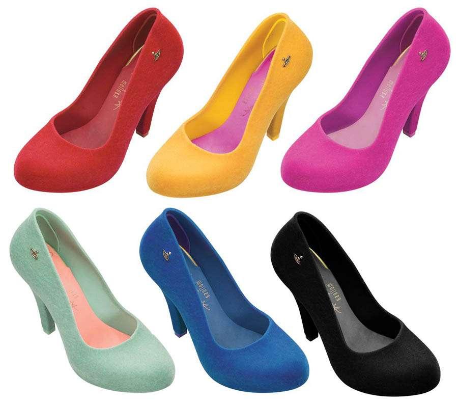 Lady Dragon Heart Shoes