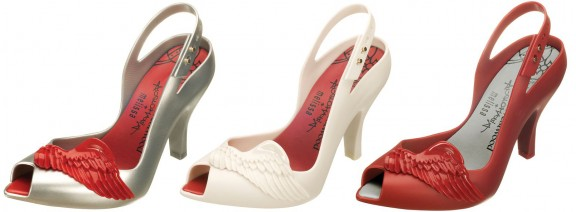 e481b87a1 New Melissa   Vivienne Westwood Shoe Collections for A W 2011 · Rock ...