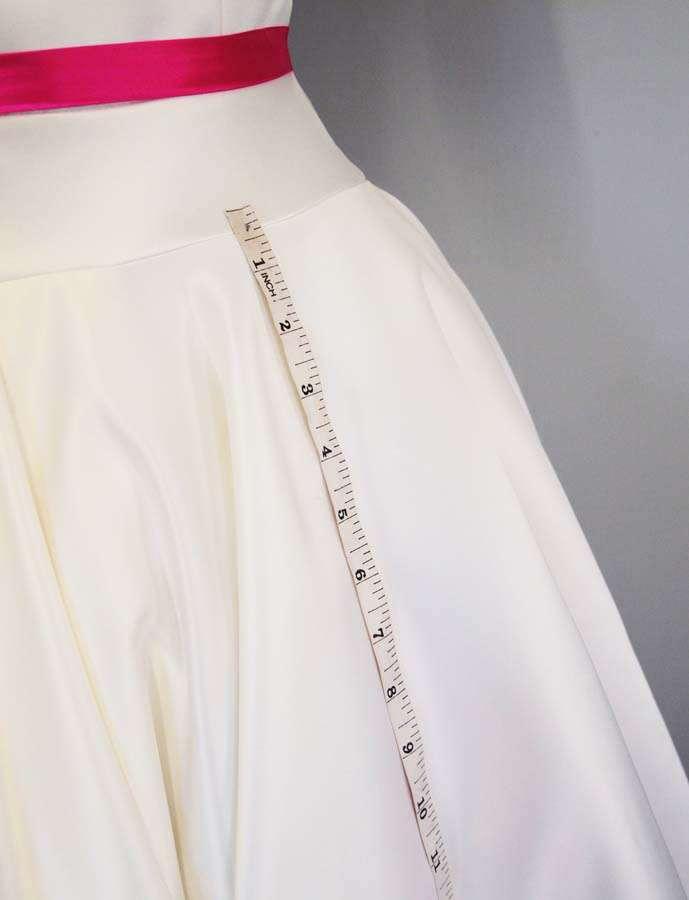 13fe9174d7 DIY Tutorial: Multi-Layered Tulle Petticoat (Make Your Own Rainbow ...