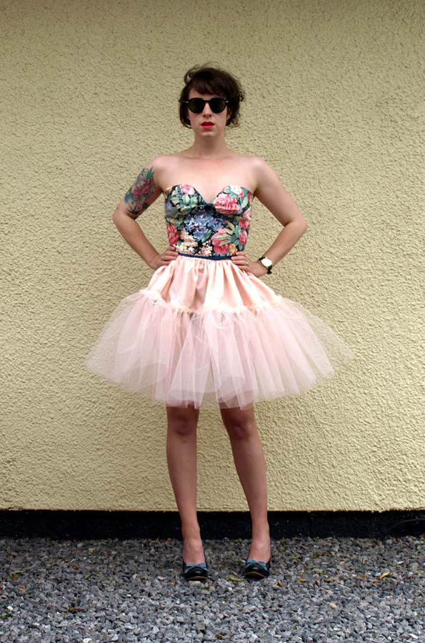 DIY Tutorial: Multi-Layered Tulle Petticoat (Make Your Own ...