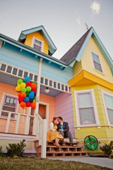 Pixar Up House Photo Shoot-063