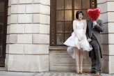 fashionable london wedding169