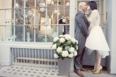 fashionable london wedding173