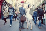 fashionable london wedding178