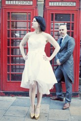 fashionable london wedding191