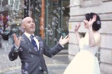 fashionable london wedding203