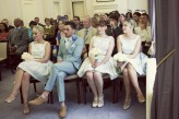 fashionable london wedding61