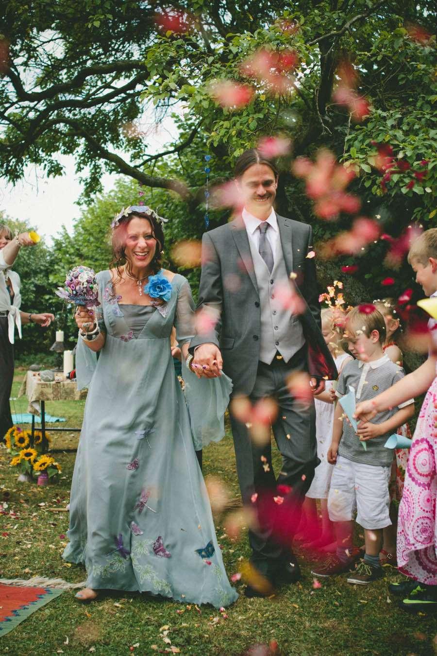 """""""Joyfest 2011"""" A Weekend-Long Festival Wedding: Jen & Rob"""