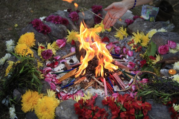 Shamanic wedding ceremony in Guatemala17