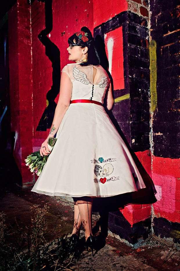 Red Gothic Wedding Dress 40 Lovely Blog it