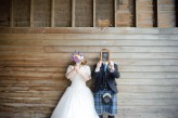 Wellies, kilts & lace pop sock wedding_o&c Photography060