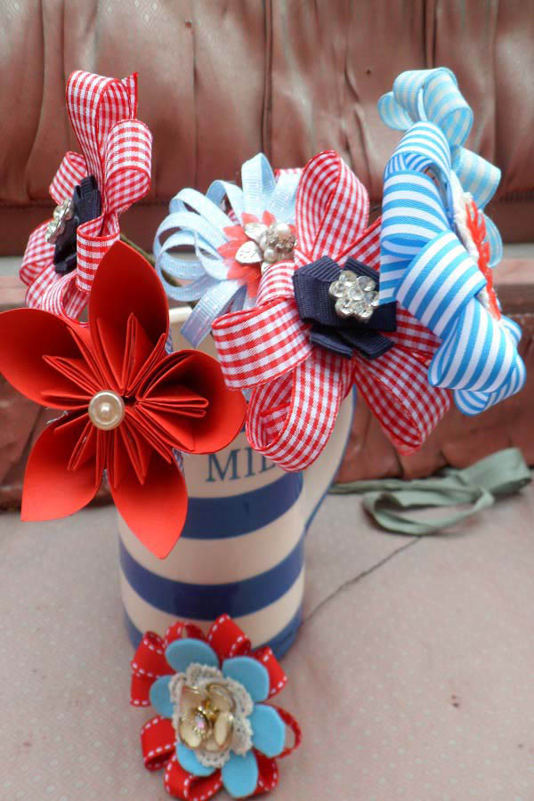DIY Tutorial: Ribbon Bouquet · Rock n Roll Bride