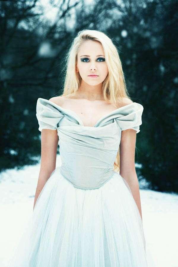 White Vs Ivory Wedding Dress Berta Wedding Dresses Fall