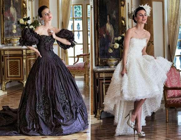 Rock n roll wedding dress by ian stuart wedding guest for Rock n roll wedding dress