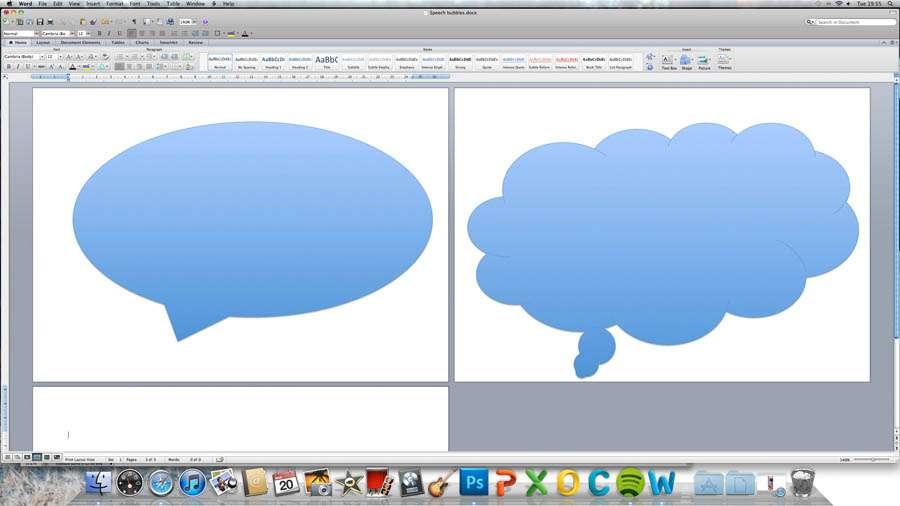 DIY Tutorial: Photo Booth Chalkboard Speech Bubbles · Rock n