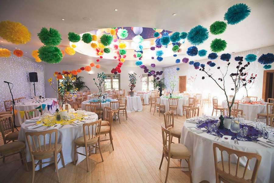 The Rainbow Wedding To End All Rainbow Weddings Jen Ben Rock N