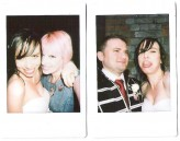 Katie + Eoin wedding instax
