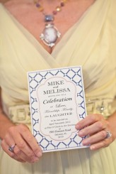 Mike and Melissa McQuinn Wedding / Amalie Orrange Photography