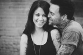 playing cards & tattooed engagement20