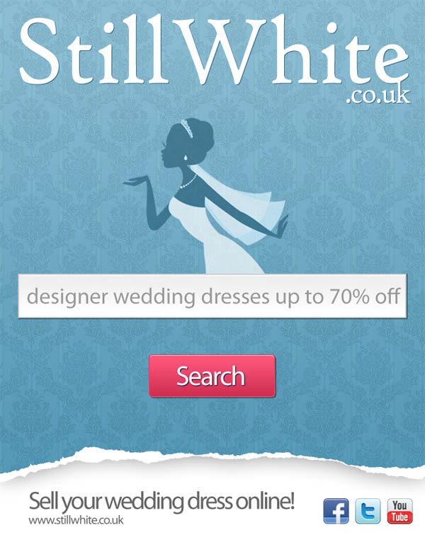 Buy or Sell a Pre-Loved Wedding Dress with Still White · Rock n Roll ...