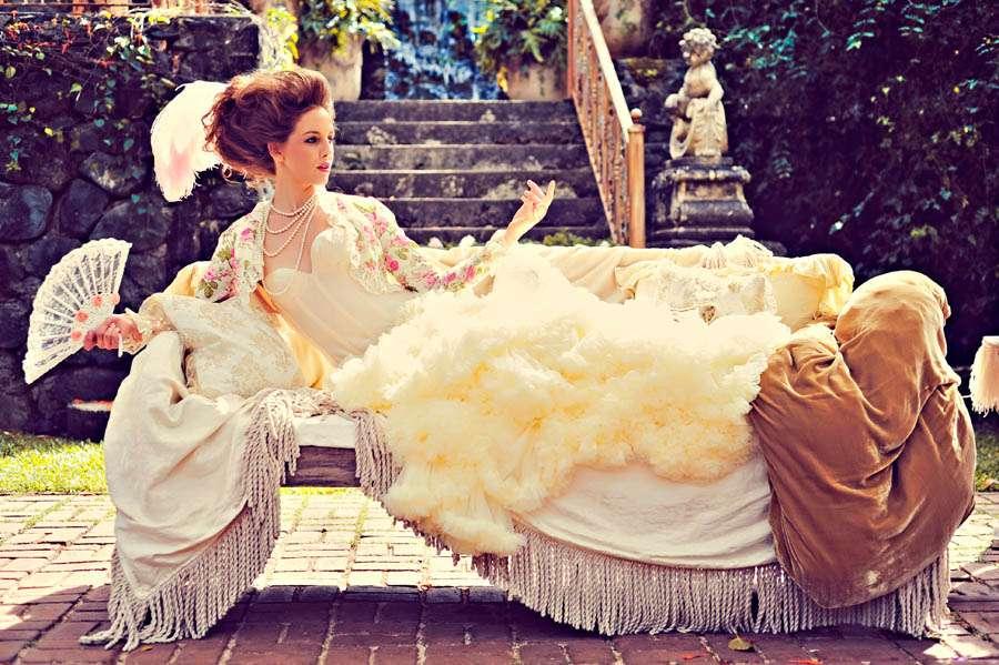 Marie Antoinette Inspired Wedding Dress 44 Elegant The blog is looking