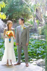 tropical themed wedding flutter glass photography21