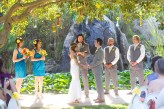 tropical themed wedding flutter glass photography24a