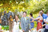 tropical themed wedding flutter glass photography26